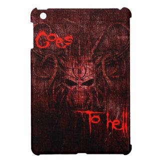 Goes to hell iPad mini case