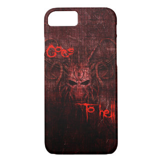 Goes to hell iPhone 7 case