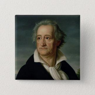 Goethe Button