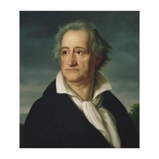 Goethe Canvas Print