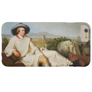Goethe in the Roman Campagna by Tischbein 1787 Barely There iPhone 6 Plus Case