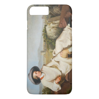 Goethe in the Roman Campagna by Tischbein 1787 iPhone 8 Plus/7 Plus Case