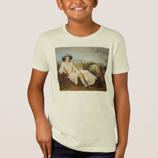 Goethe in the Roman Campagna by Tischbein 1787 T-Shirt