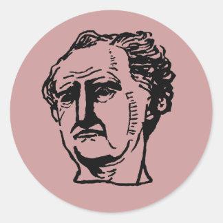 Goethe Sticker