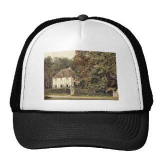 Goethe's House, Weimar, Thuringia, Germany classic Hats