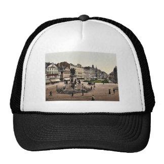 Goethe's Place and Goethe-Gutenburg Monument, Fran Trucker Hat