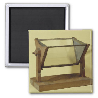 Goethe's Water Prism 2 Inch Square Magnet