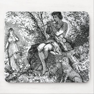 Goethe's Works Mouse Pad