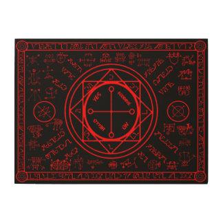 Goetia Demon Summoning Board Art
