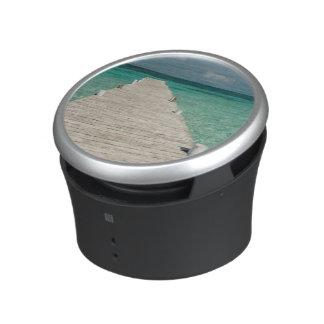 Goff Caye, a popular Barrier Reef Island Bluetooth Speaker