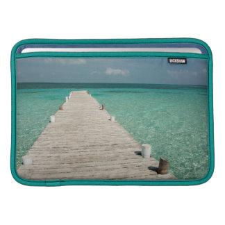 Goff Caye, a popular Barrier Reef Island MacBook Air Sleeve