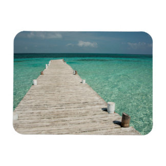 Goff Caye, a popular Barrier Reef Island Magnet