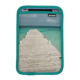 Goff Caye, a popular Barrier Reef Island Sleeve For iPad Mini