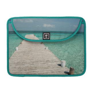 Goff Caye, a popular Barrier Reef Island Sleeve For MacBook Pro