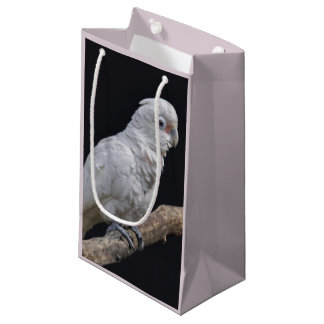 Goffin's Cockatoo Gift Bag