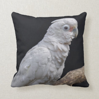 Goffin's Cockatoo Pillow