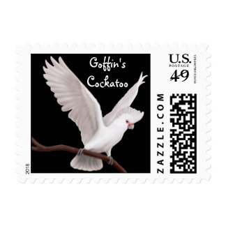 Goffin's Cockatoo Postage