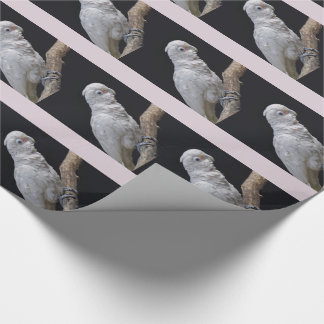Goffin's Cockatoo Wrapping Paper