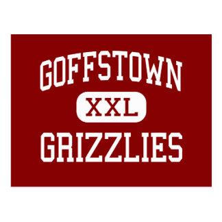 Goffstown - Grizzlies - Area - Goffstown Postcard