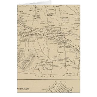 Goffstown, Hillsborough Co Greeting Card