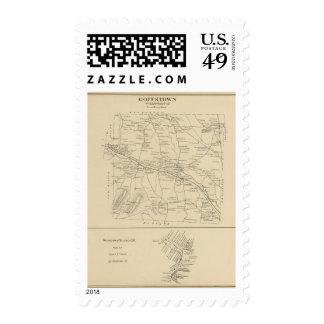 Goffstown, Hillsborough Co Stamps
