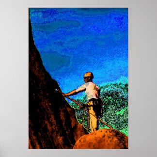 GoG Climber Poster