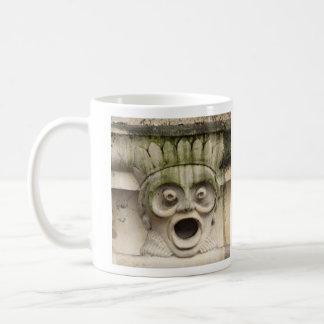 Goggle-eyed gargoyles mug