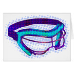 Goggles Greeting Cards