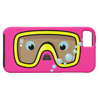 Goggles iphone 5 iPhone 5 cover