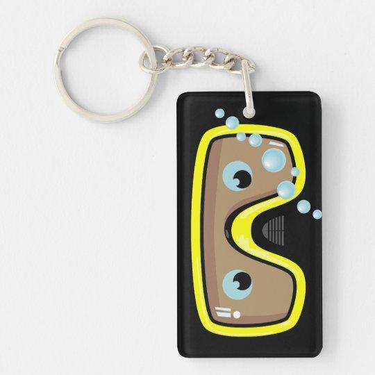 Goggles Keychain