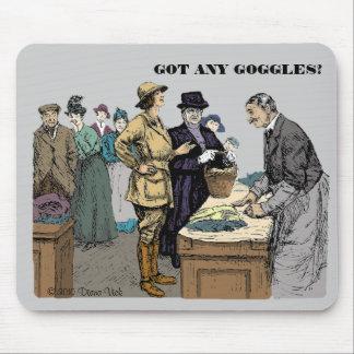 Goggles Mousepad