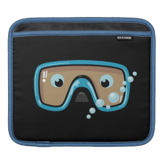 Goggles Sleeve For iPads