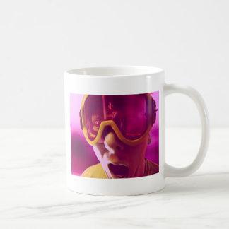 Goggles, Snowboarding Goggles Classic White Coffee Mug