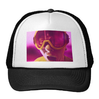 Goggles, Snowboarding Goggles Trucker Hat