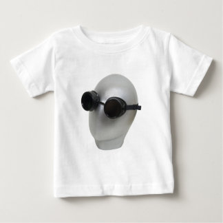 GogglesBlankFace073109 Baby T-Shirt