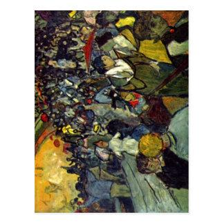 Gogh, Vincent Willem van Die Arenen von Arles 1888 Postcard