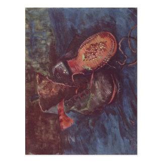 Gogh, Vincent Willem van Stilleben, Ein Paar Schuh Tarjetas Postales