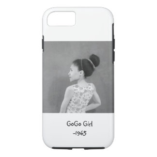 GoGo Girl Inspired Apple Photo iPhone Case