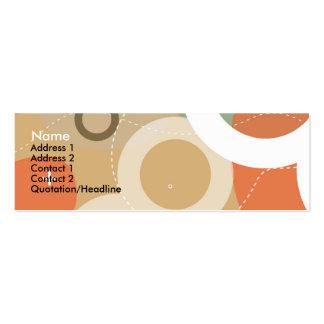 Gogo Profile Card Mini Business Card