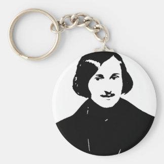 Gogol Basic Round Button Keychain