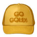 ¡GOGOLD! GORRO DE CAMIONERO