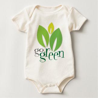 gogreen baby baby bodysuit