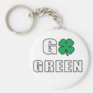 GoGreen Keychain