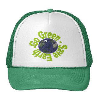 GoGreen Series Trucker Hat