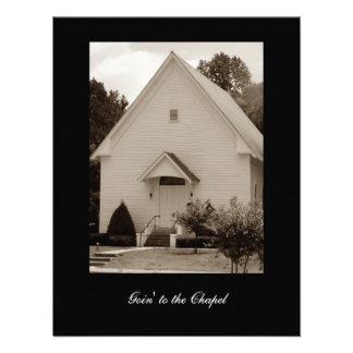 Goin a la capilla comunicados