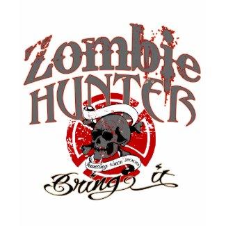 Goin' after Zombies! shirt