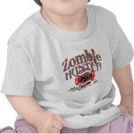 ¡Goin después de zombis! Camiseta