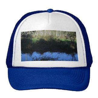 goin fishin trucker hat