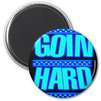 GOIN HARD jERK jERKIN Jerks dance Hyphy Magnet