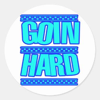 GOIN HARD jERK jERKIN Jerks dance Hyphy Sticker